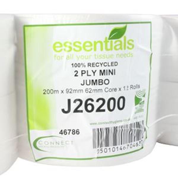 ESSENTIALS M/JUMBO 2ply