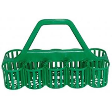 GLASS COLLECTING CRATE - GREEN