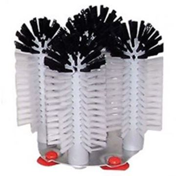 GLASSWASH HEDGEHOG 5 BRUSHES