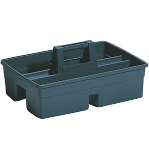 GREY CARRY TRAY TOTE - STANDARD