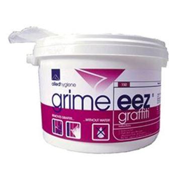 GRIME Eez GRAFFITI WIPES - Tub