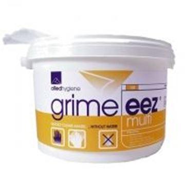 GRIME Eez MULTI DEGREASING WIPES - Tub Yellow Label