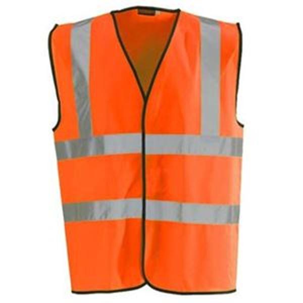 Hi-Visibility Yellow Waistcoat - Medium