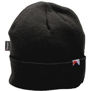 INSULATED CAP 9 GAUGE - BLACK