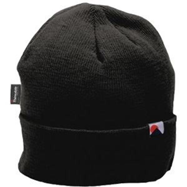 INSULATED CAP 9 GAUGE - BLACK