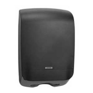 KATRIN VFOLD TOWEL DISPENSER MED - BLACK