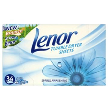 Picture of LENOR 12x34 sheets - Spring