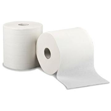 LEONARDO WHITE 2ply TOWEL ROLL