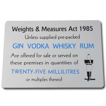 LICENCING ACT (MULTI) 25ml SIGN