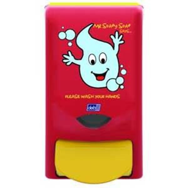 MR SOAPY SOAP CHILDREN'S DISPENSER - PROLINE