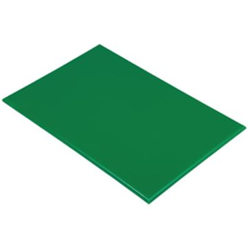"""Picture of NSS GREEN 24x18x1/2"""" CHOPPING BOARD HI DENSIT"""