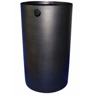 Picture of PLASTIC LINER FOR DUKE LITTER BIN - BLACK