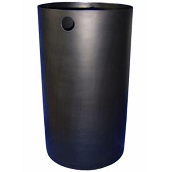 PLASTIC LINER FOR DUKE LITTER BIN - BLACK