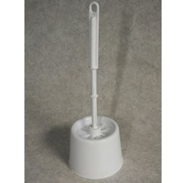 Plastic Toilet Brush/Holder