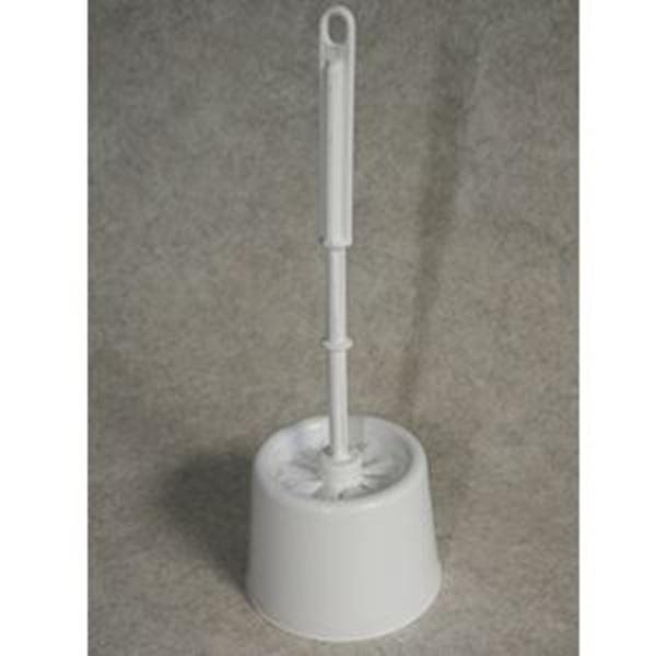 Plastic Toilet Brush/Holder