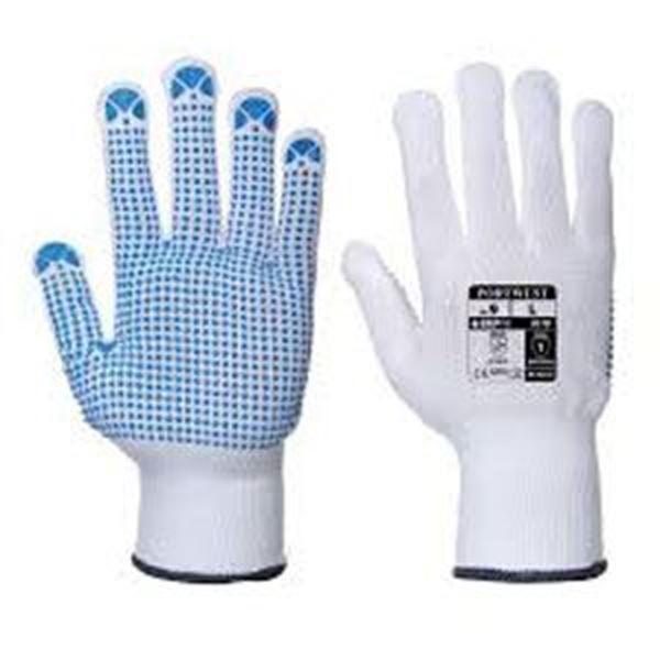 Polka Dot Gloves Medium