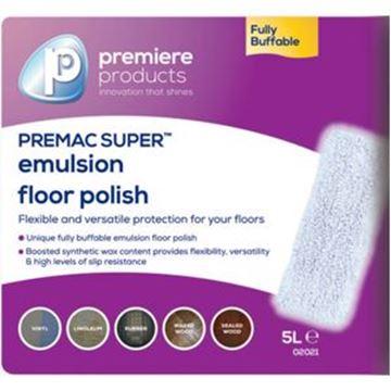 PREMIER PREMAC SUPER FLOOR POLISH