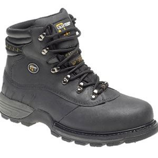 SAFETY BASIC WATERPROOF BOOT SB - SIZE 8