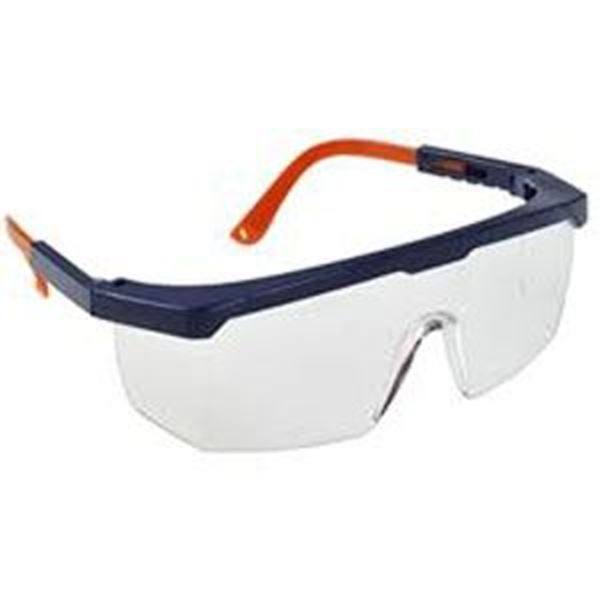 SAFETY SPECTACLE PLUS - CLEAR