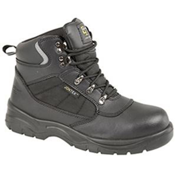 SAFETY WATERPROOF HIKER BOOT SIZE 5
