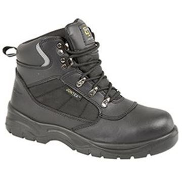 SAFETY WATERPROOF HIKER BOOT SIZE 6