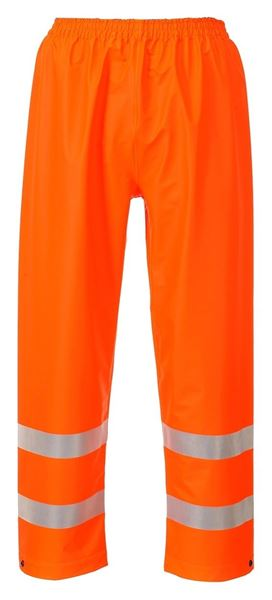 SEALTEX FLAME HI-VIS TROUSER - ORANGE