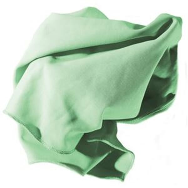 SMALL MICROWIPE GLASS CLOTH - UNGER GREEN