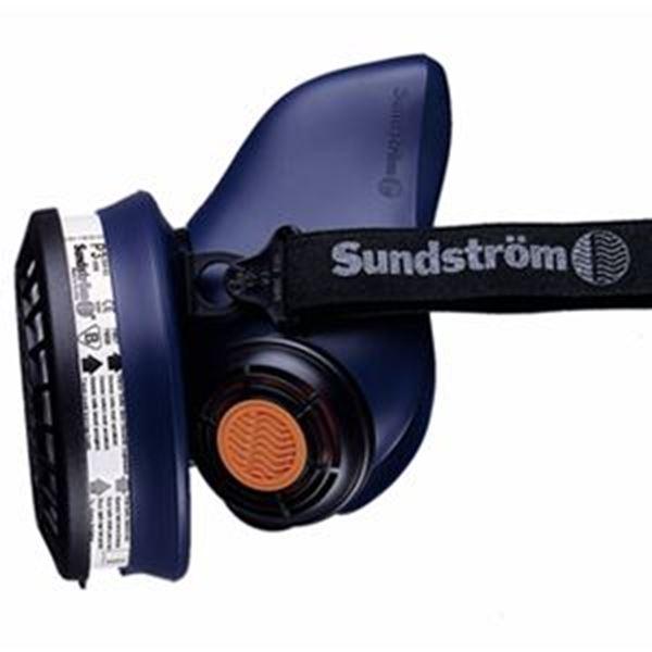 SUNDSTROM HALF MASK - SIZE L/XL