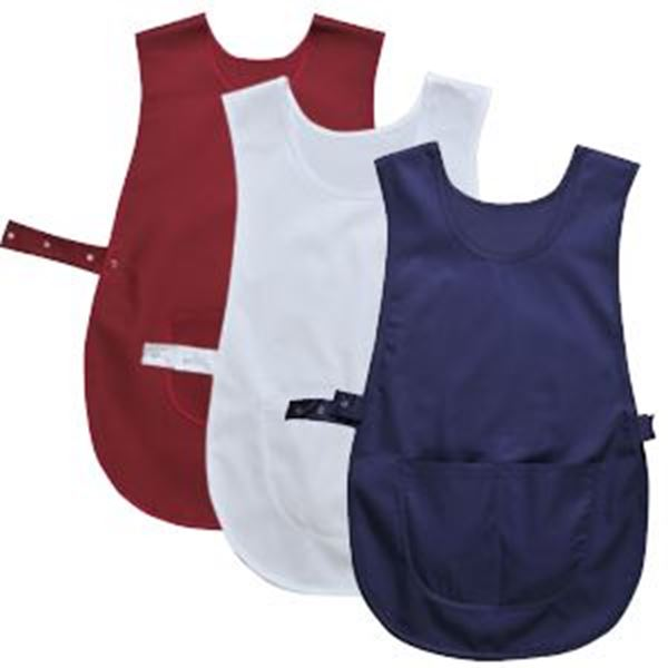 Tabard with Pocket - Polycotton