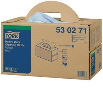 TORK H/DUTY CLEANING CLOTH HANDY BOX