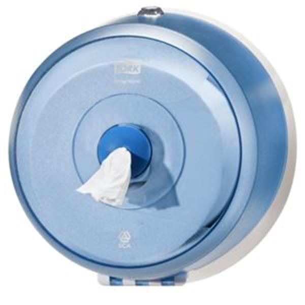 TORK SMARTONE TWIN MINI DISPENSER - BLUE T9