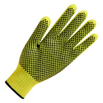 Picture of TOUCHSTONE GRIP H/WGHT GLOVE YELLOW SIZE 8