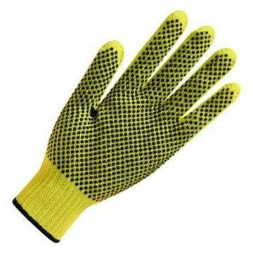 TOUCHSTONE GRIP M/WGHT GLOVE YELLOW SIZE 9