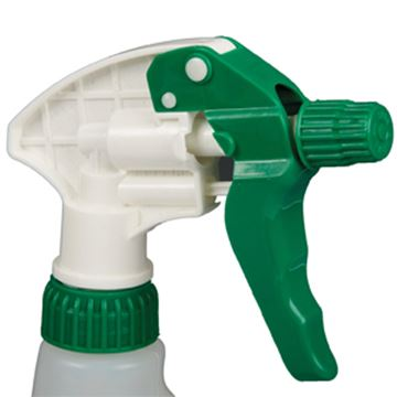 Picture of TRIGGER SPRAY HEAD ONLY GREEN/WHITE