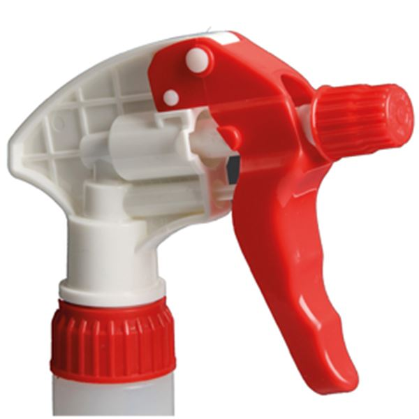 Picture of TRIGGER SPRAY HEAD ONLY RED/WHITE