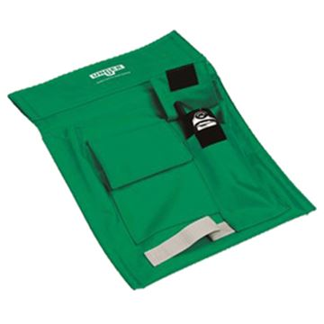 Picture of UNGER 3 COMPARTMENT POUCH - GREEN