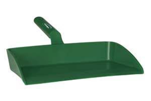 295mm Vikan H/Duty Dustpan only - Green