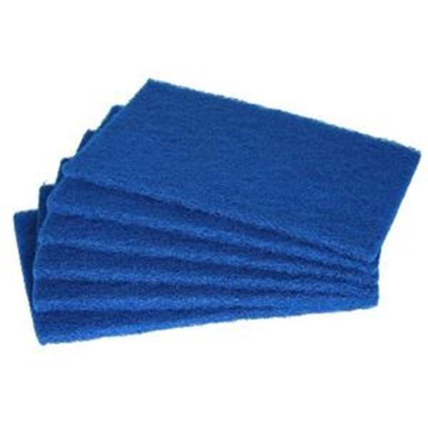 """VILEDA SCOURER 9x6"""" - BLUE"""