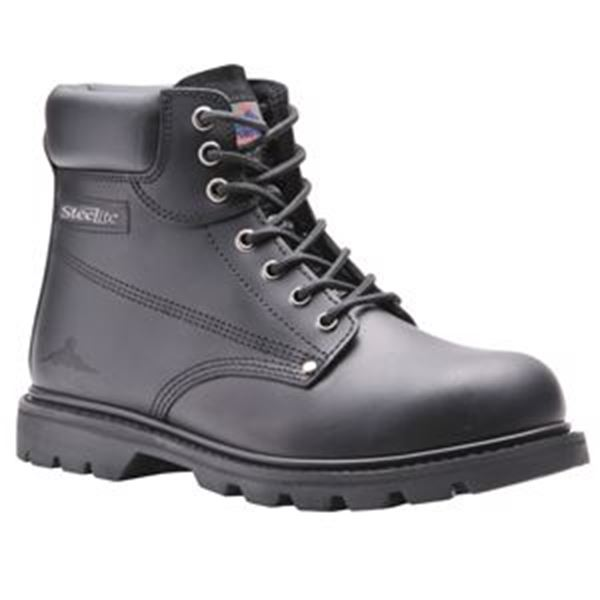 WELTED SAFETY BOOT SBP