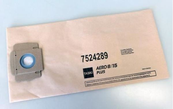 Aero 8/15 Paper Vac Bags