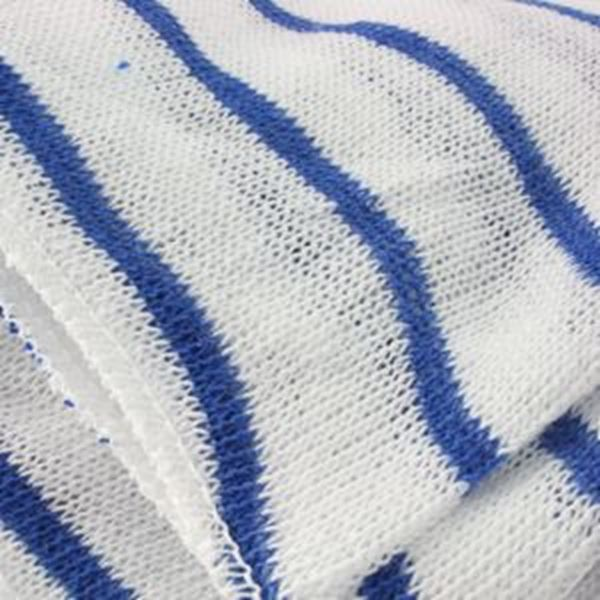 DISHCLOTH - BLUE STRIPE