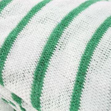 DISHCLOTH - GREEN STRIPE