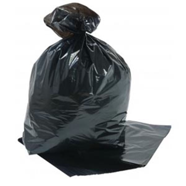 Picture of Black Compactor Sack 280g