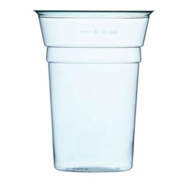 CE BRIMFULL DISPOSABLE GLASS