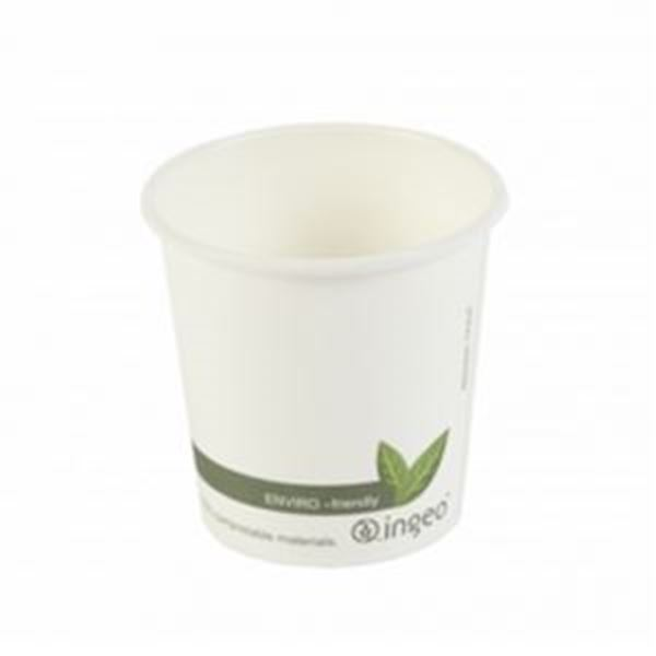 HOT CUPS PLA COMPOSTABLE
