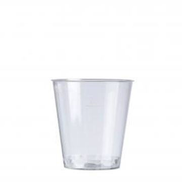 DISPOSABLE POLY SHOT GLASS
