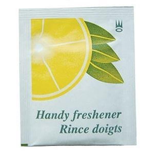 FRESHENING HAND WIPES - SMALL