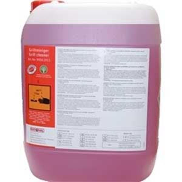 RATIONAL GRILL CLEANER - RED