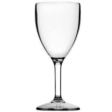 WINE POLYCARBONATE GLASS