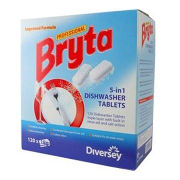 BRYTA 5in1 DISHWASHER TABLETS